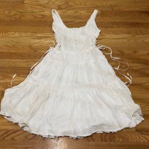 Twenty one White cotton dress